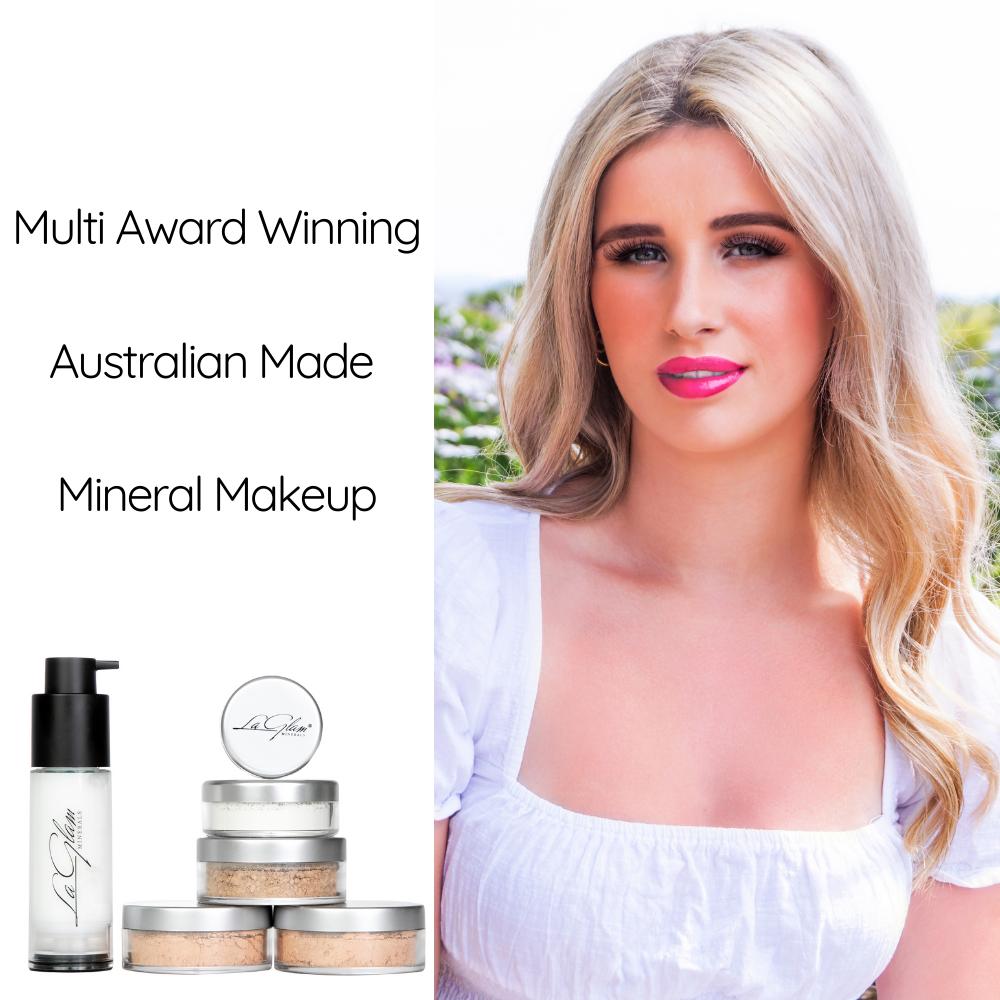 Award Winning Mineral Makeup Australia