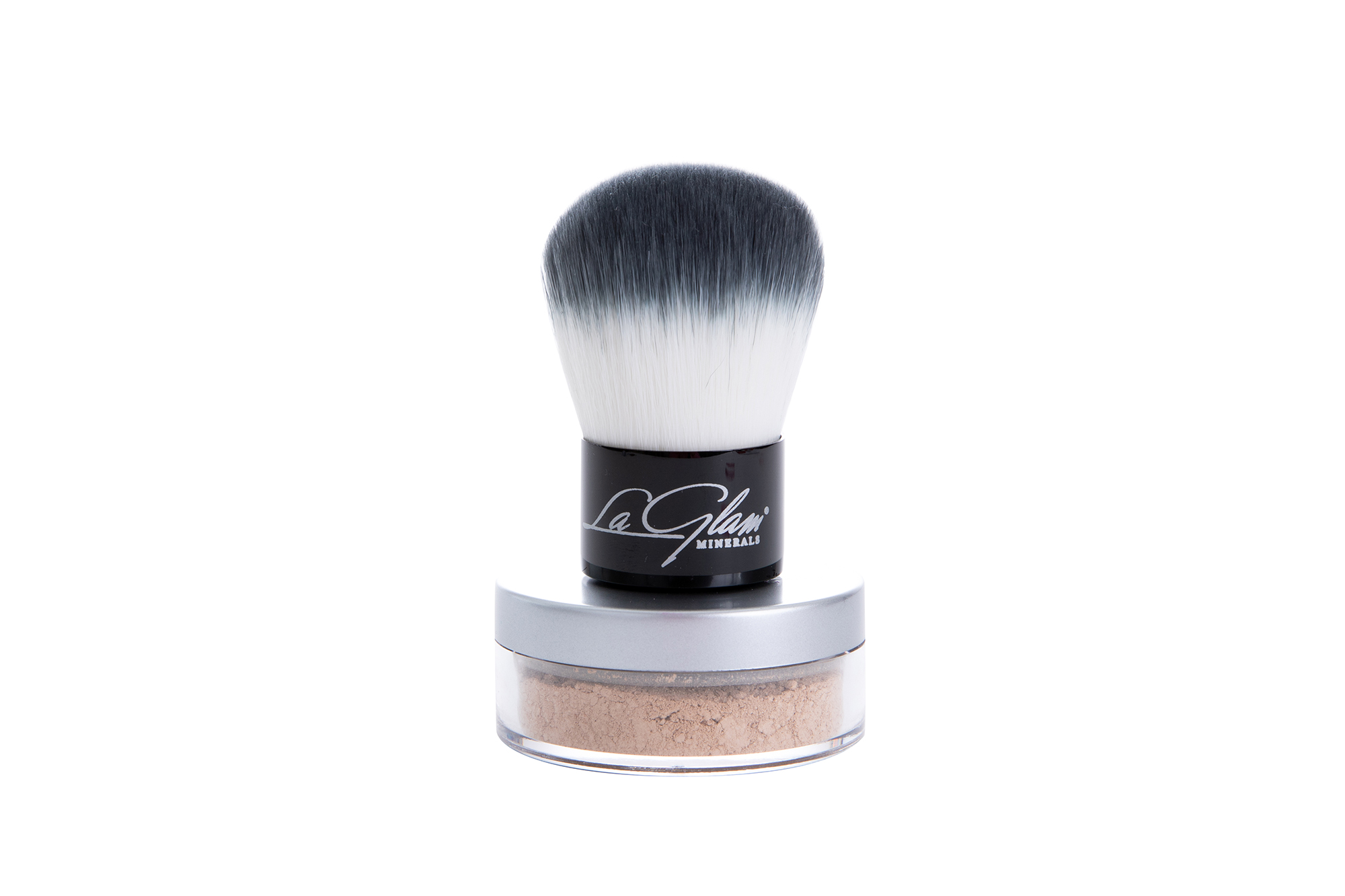 Kabuki Powder Foundation Brush Laglam Minerals